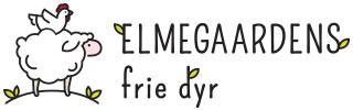 Elmegaardens frie dyr Logo